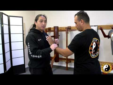 Tai Chi Push Hands   Basic Principles   Learning How To Feel Energy & Control It