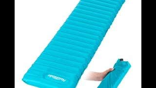 Naturehike Sleeping Pad Full-review