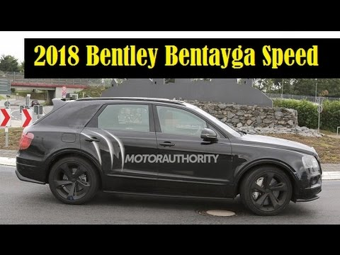 2018 bentley speed. delighful 2018 2018 bentley bentayga speed revealed in the spy shots inside bentley speed