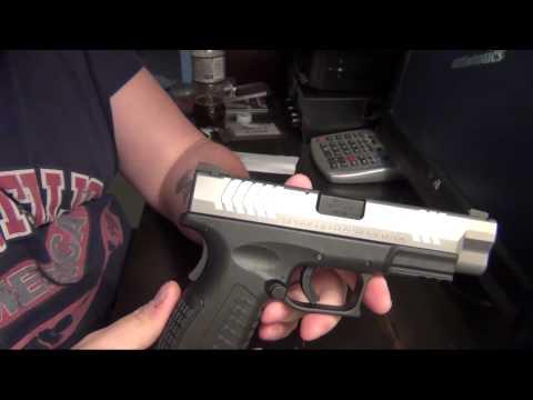 New Gun - XDM 40