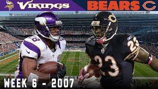 Peterson Duels Hester in Big Play Battle! (Vikings vs. Bears, 2007) | NFL Vault Highlights