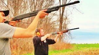 Target Practice!
