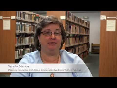 Deaf Services Unlimited - Northland Pioneer College Testimonial