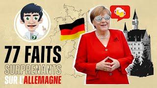 77 faits surprenants sur l'Allemagne !
