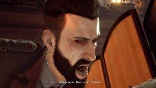 VAMPYR - Aloysius Dawson All Endings (Good & Bad Choices) PS4 Pro