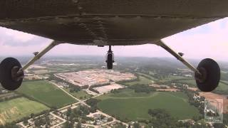 Private Pilot Lesson 24 - More Class C Airport Radio and Landing Practice