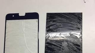 Výměna dotykového skla HONOR