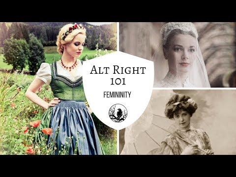 Alt Right 101 | The Loss of Femininity | #6
