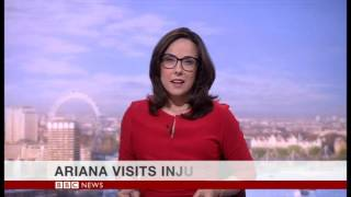BBC World News Australia/Asia Afternoon Bulletin June 03 2017