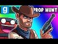 Gmod Prop Hunt NICE Moments - Nogla Loves his Girlfriend! (Garry