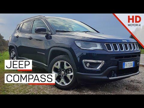 Jeep Compass 1.6 Multijet 120 CV Limited: recensione e prova su strada