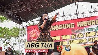 Gambar cover Mbludak Penoton ABG TUA - FITRI CARLINA (Live Samarinda)