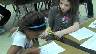 2nd grade centers Granger