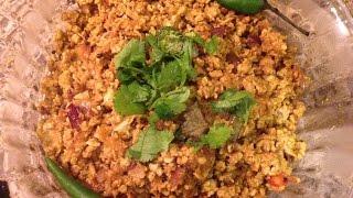 Egg Bhurji Recipe/ Anda Bhurji Recipe /scrambled Egg Recipe - North Indian Dhaba Style