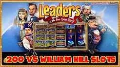 £200 V's William Hill Slots! 🎰