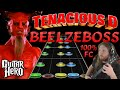 Tenacious D - Beelzeboss 100% FC (Guitar Hero Custom)