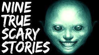 9 Scary Stories | True Scary Horror Stories | Reddit Let's Not Meet And Others