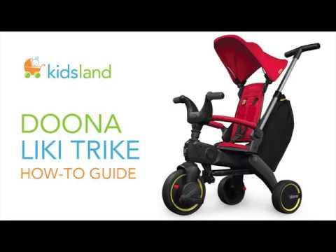 DOONA Liki Trike // Step-By-Step How-To Guide by Kidsland