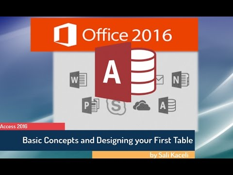 microsoft-access-2016-for-beginners:-creating-a-database-from-scratch