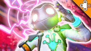 PSYCHIC LUCIO WITH ULTIMATE PREDICTION! Overwatch Funny & Epic Moments 425