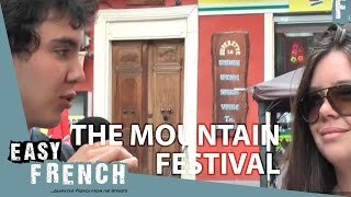 Easy French 3 - The mountain festival