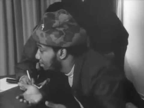 Fred Hampton - On The Importance Of Education Prior To Action