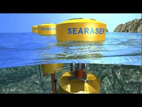 Searaser - Wave Power