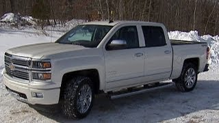 Fox Car Report Test Drive: 2014 Chevrolet Silverado High Country