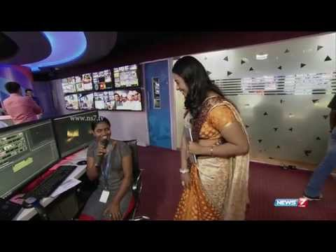 News 7 Tamil celebrates Women's Day!
