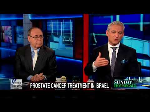 Prostate cancer treatment in Israel - Dr  Samadi meets