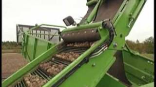 AVR Spirit 6100 - Kombajn do ziemniaka (AVR Spirit 6100 -  potato harvester)
