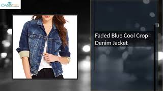 Winter and Fashion makes a Denim Jacket