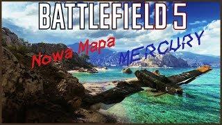 Battlefield V Nowa Mapa MERCURY z Atsu | Niezła beka !