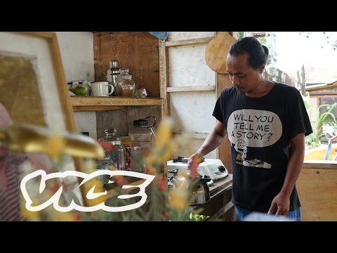 Senyawa Is Turning Indonesian Music On Its Head: VICE Meets
