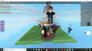 How to get the alfredo badge in ROBLOX Experience Gravity