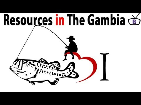 Major Natural Resources In The Gambia