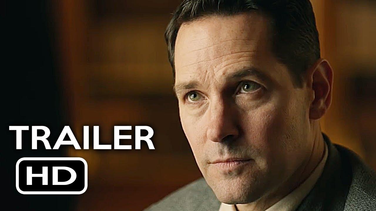 Download The Catcher Was a Spy Official Trailer #1 (2018) Paul Rudd War Movie HD
