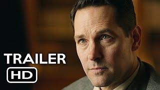 The Catcher Was a Spy Official Trailer #1 (2018) Paul Rudd War Movie HD