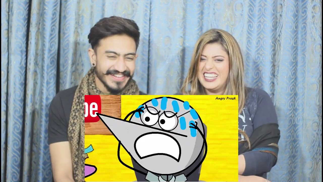 Pak Reaction To   If YouTube Was Indian Government Office?   Angry Prash
