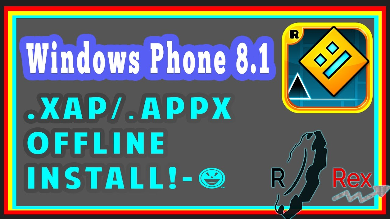 Скачать xap игры на windows phone 8. 1.