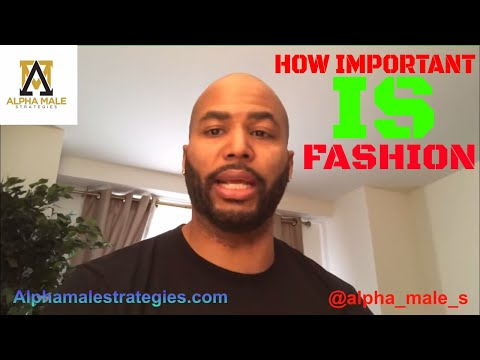 Conquering Social Anxiety & How Important Is Fashion In Dating