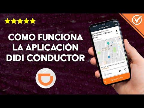 Cómo Funciona y se usa la App DIDI Conductor y Cuáles son las Ganancias y Bonos