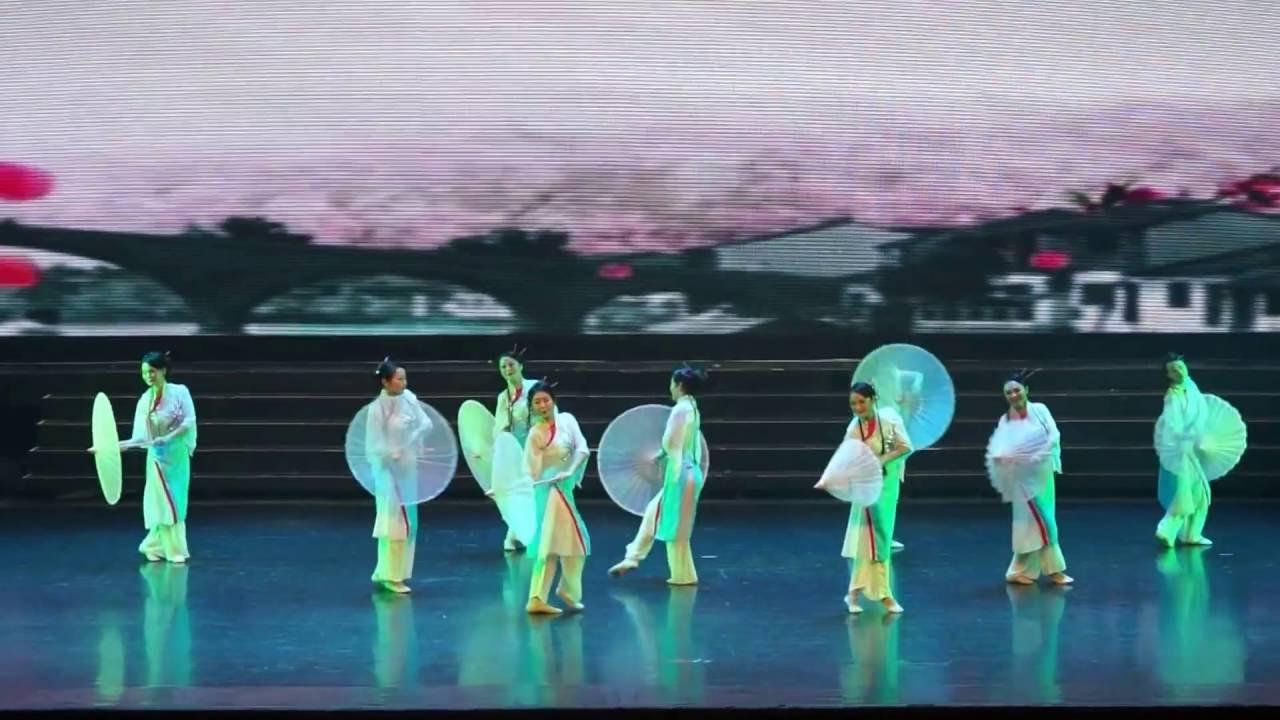 小城雨巷(新加坡红月亮舞蹈团The Red Moon Dance Troupe (Singapore))
