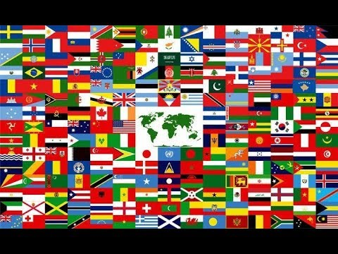 National Flags of all countries in the world list 2017 - 2018