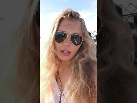Russian Girl In Sicily