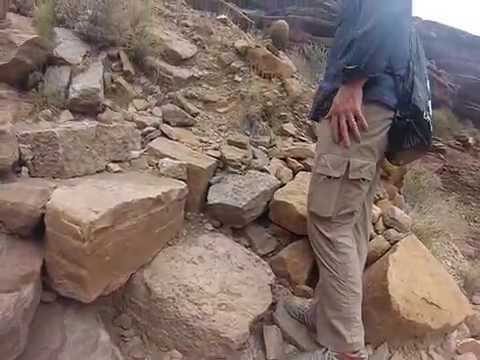 Hiking Deer Creek in the Grand Canyon to the Patio