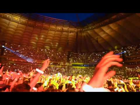 Coldplay - Fix You (Warsaw 18.06.2017)