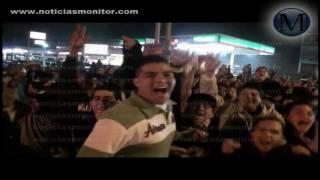 Yaquis Bicampeones de la Liga Mexicana del Pacifico; festejan aficionados en la Miguel Alemán