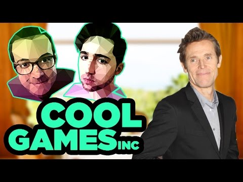 Griffin and Nick vs. Willem Dafoe — CoolGames Inc