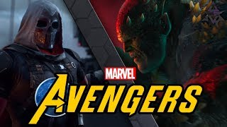 WILL VILLAINS BE PLAYABLE?! - Marvel's Avengers